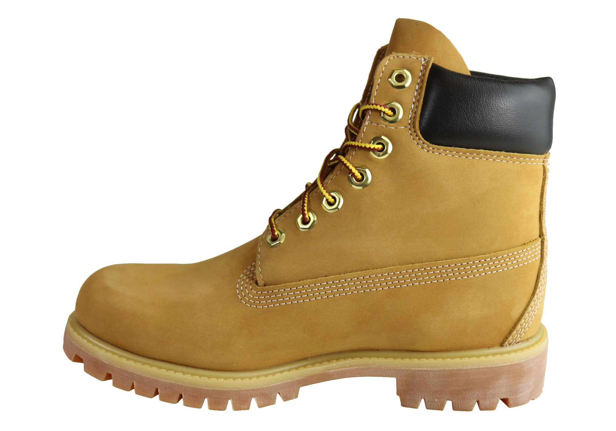 NEW-TIMBERLAND-MENS-COMFORTABLE-LACE-UP-6-INCH-PREMIUM-WATERPROOF-BOOTS thumbnail 7