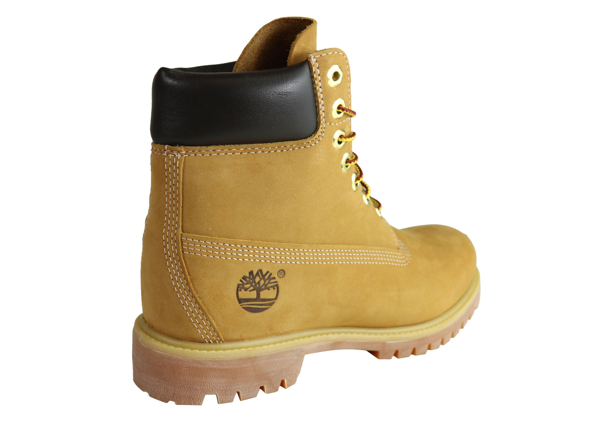 NEW-TIMBERLAND-MENS-COMFORTABLE-LACE-UP-6-INCH-PREMIUM-WATERPROOF-BOOTS thumbnail 9