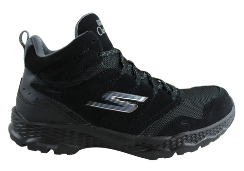 Skechers Womens Go Walk Outdoors Passage Water Resistant Boots