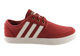 Adidas Seeley Boat Mens Lace Up Casual Shoes
