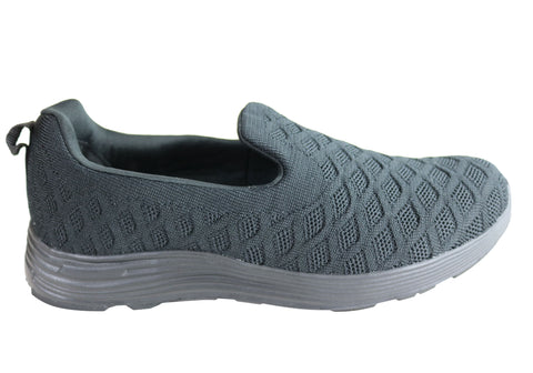 Scholl Orthaheel Circuit Womens Supportive Comfortable Casual Shoes