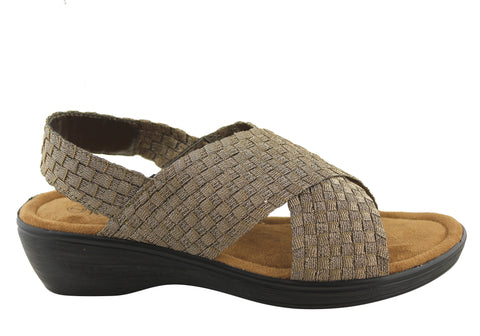 Kalinya Napoli Womens Comfortable Sandals