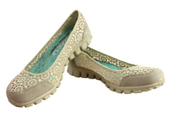Skechers Ez Flex 2 Flighty Womens Memory Foam Shoes