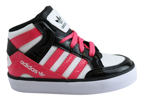 Adidas Originals Hardcourt Block Infant Kids Sneakers