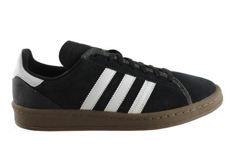 Adidas Originals Campus As Mens Lace Up Suede Casual Shoes