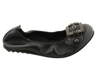 CC Resorts Belle Womens Soft Leather Ballet Flats