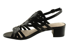 Hush Puppies Kiara Womens Leather Sandals