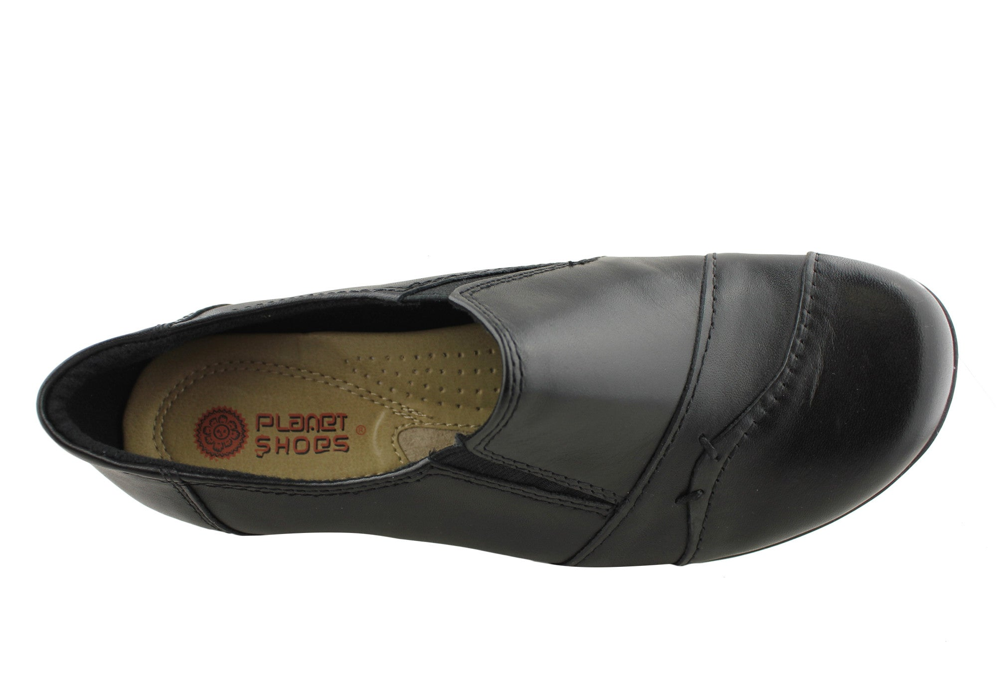Planet Shoes Honi Womens Leather Shoes