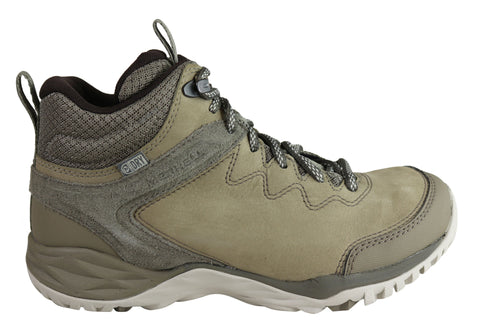 Merrell Siren Traveller Q2 Mid Womens Comfortable Hiking Boots