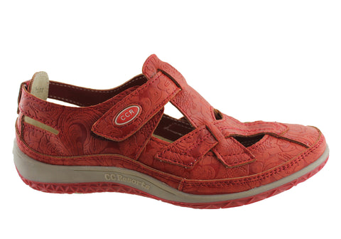 CC Resorts Jackie Womens Casual Comfort Shoes