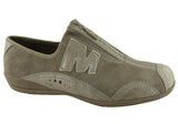 Merrell Arabesque Leather Womens Zip Casual Shoes