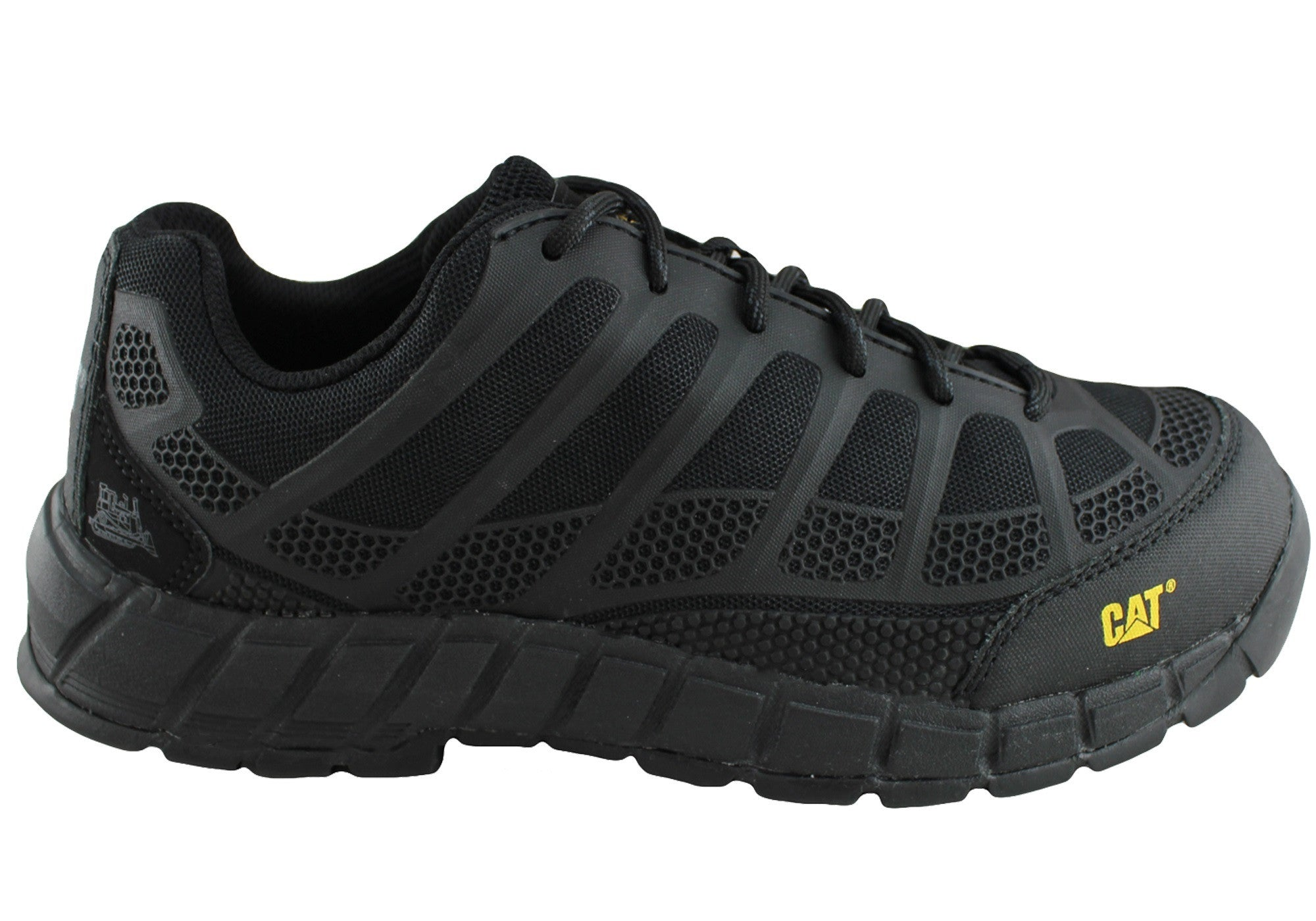 Caterpillar Streamline Composite Toe Mens Work Safety Shoes  f7b66e560071