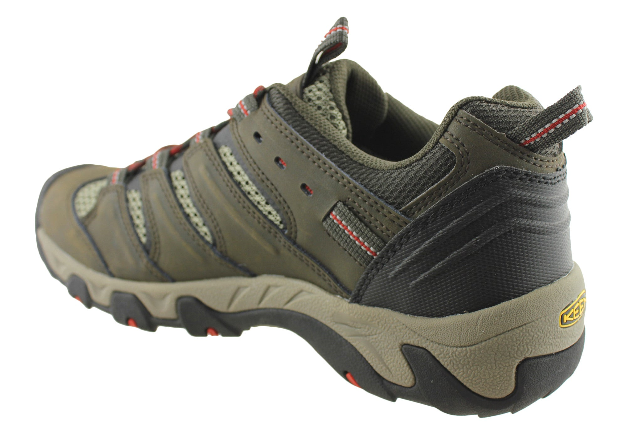 Keen Koven WP Mens Leather Waterproof Wide Fit Shoes