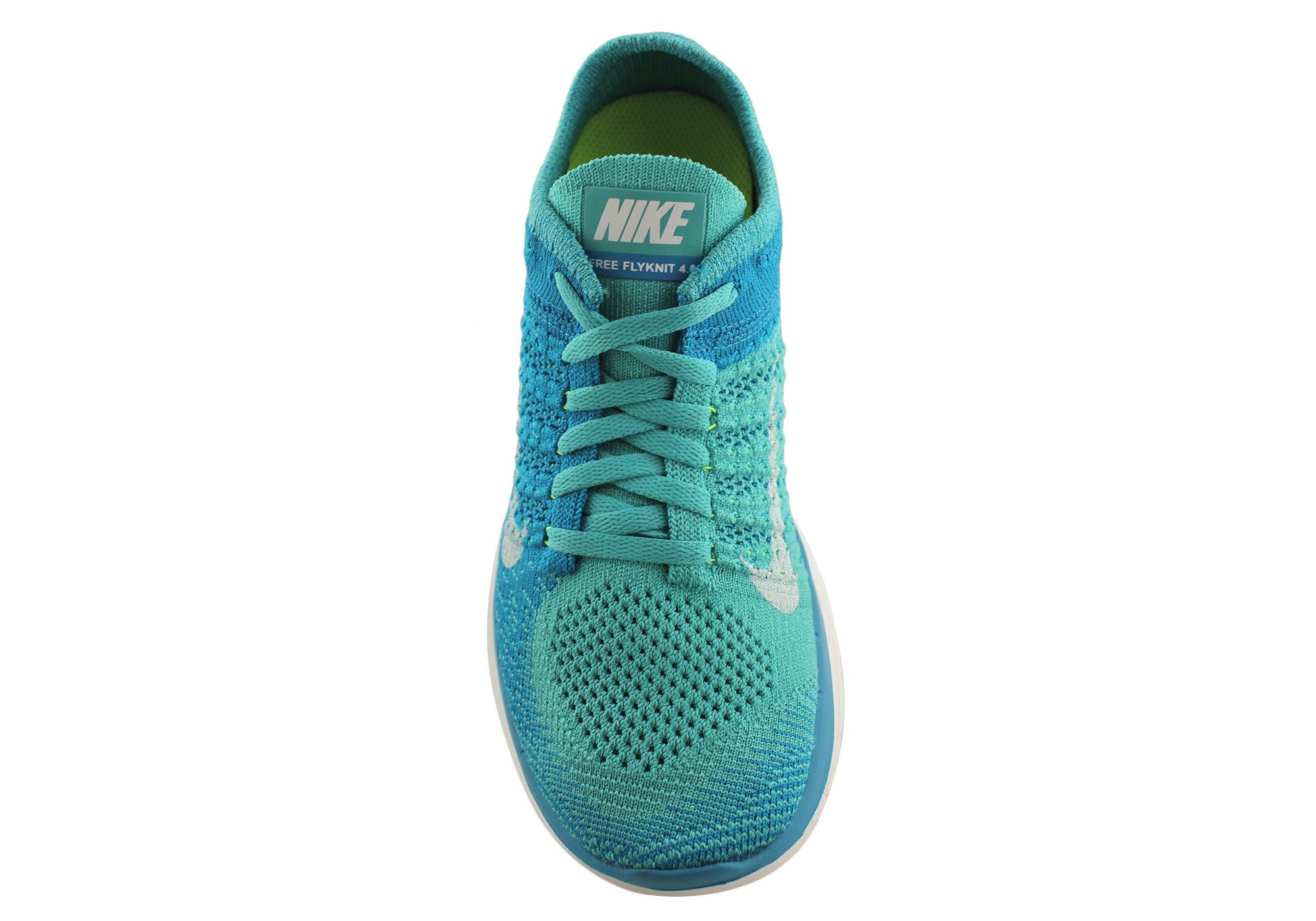 Nike Free Flyknit 4.0 Womens Lightweight Running Shoes