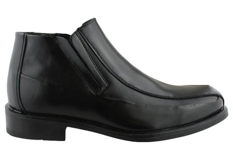 Slatters Rubin Mens Leather Dress Boots
