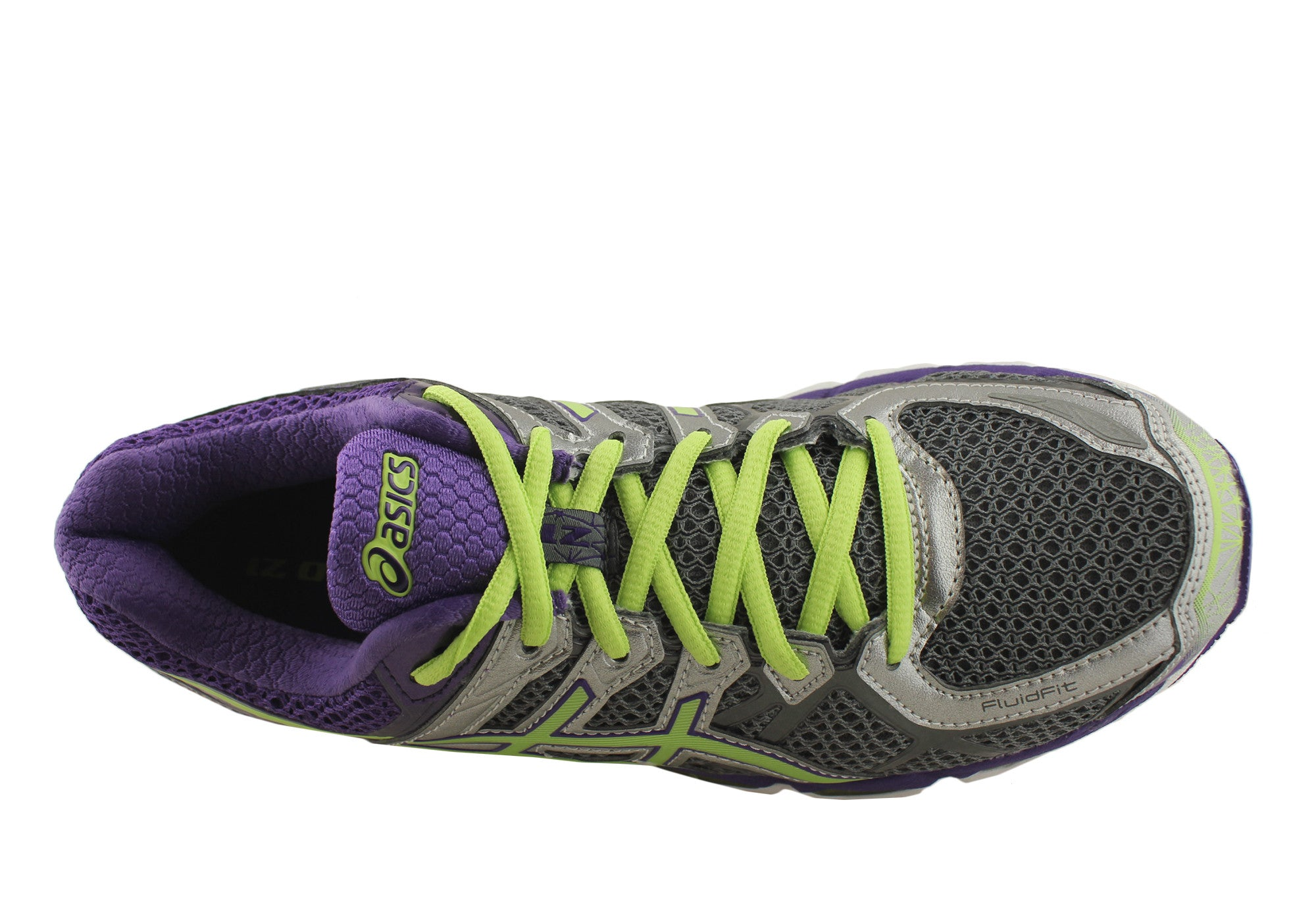 Charcoal/Sharp Green/Purple