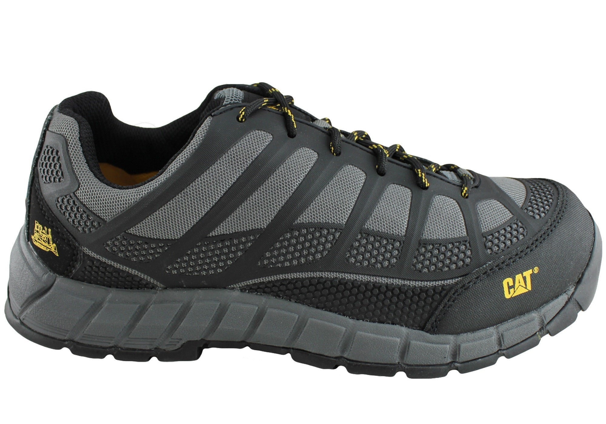 Caterpillar Streamline Composite Toe Mens Work/Safety Shoes | Brand House Direct