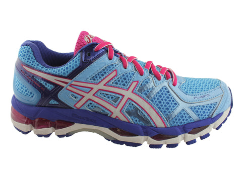 Asics Gel-Kayano 21 Womens Cushioned Running Shoes