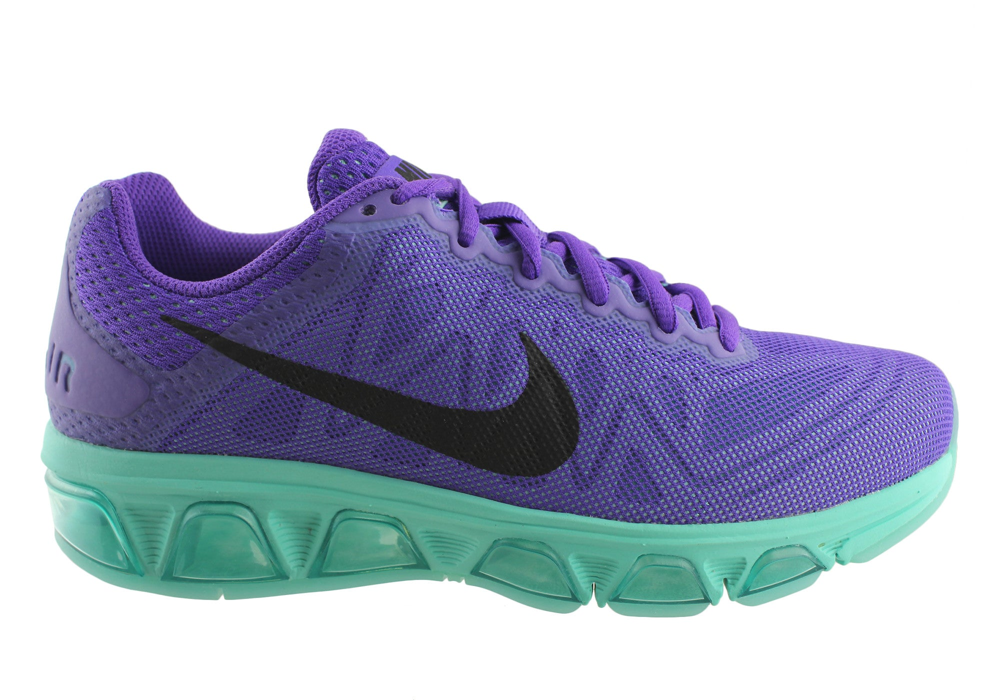 cheap for discount 98e1d 44c34 Home Nike Air Max Tailwind 7 Womens Cushioned Running Shoes. Purple  ...