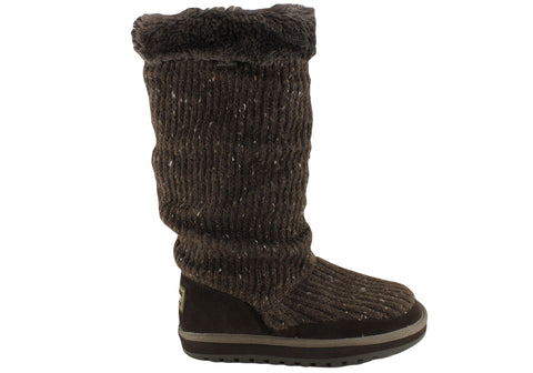 Skechers Keepsakes Hype Up Womens UGG/Warm Boots