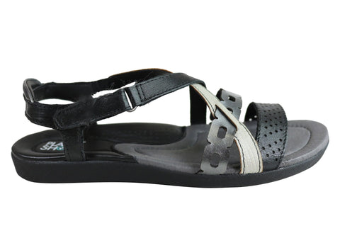 Planet Shoes Breeze 2 Womens Comfortable Sandals With Arch Support