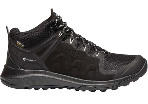 Keen Explore Mid Womens Waterproof Comfortable Lace Up Hiking Boots