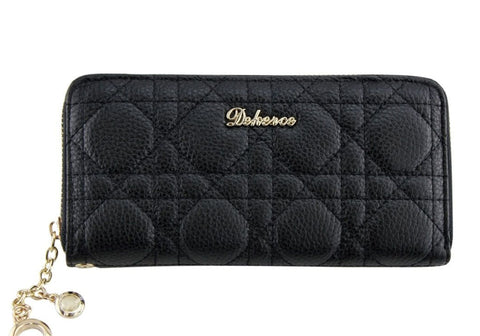 Dekerce Bubble Womens Leather Wallet
