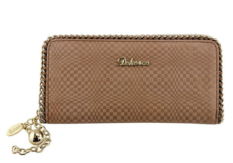 Dekerce Fashion Womens Leather Wallet