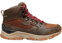 Keen Innate Mid Womens Comfortable Leather Waterproof Lace Up Boots