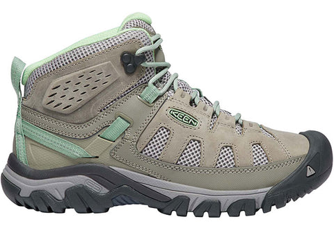 Keen Vent Mid Womens Comfortable Durable Waterproof Hiking Boots