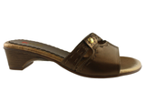 Country Jack Studio C430 Womens Leather Sandals MADE IN ITALY