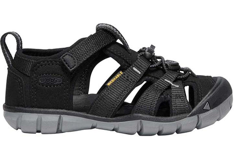 Keen Seacamp II CNX Kids Comfortable Durable Closed Toe Sandals