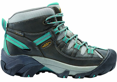 Keen Womens Targhee II Mid Waterproof Hiking Boots