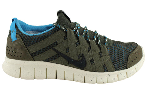 Nike Free Mens Powerlines Comfortable Running Training Shoes