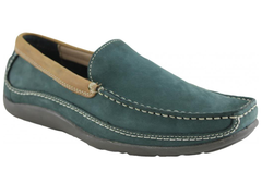 Slatters Brock Mens Casual Slip On Loafers
