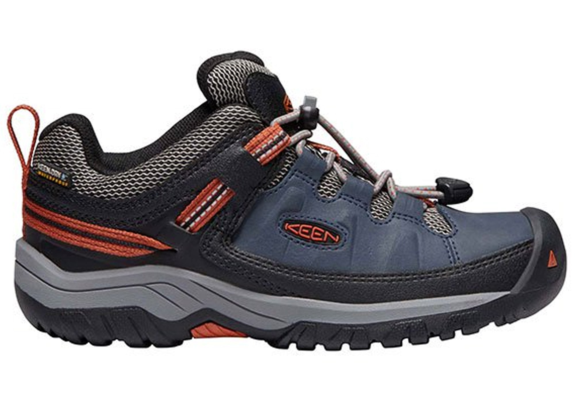 eee184417f2f Details about New Keen Targhee Low Wp Youths Older Kids Boys Comfortable  Durable Shoes