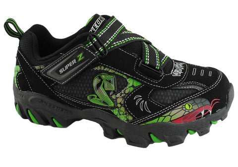 Skechers Afterburn Venom X Kids Boys Comfortable Sneakers Shoes