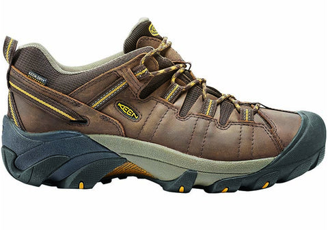 Keen Targhee II Waterproof Mens Comfortable Durable Hiking Shoes