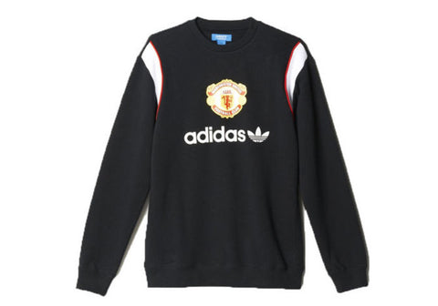 Adidas Originals Manchester United Football Jumper