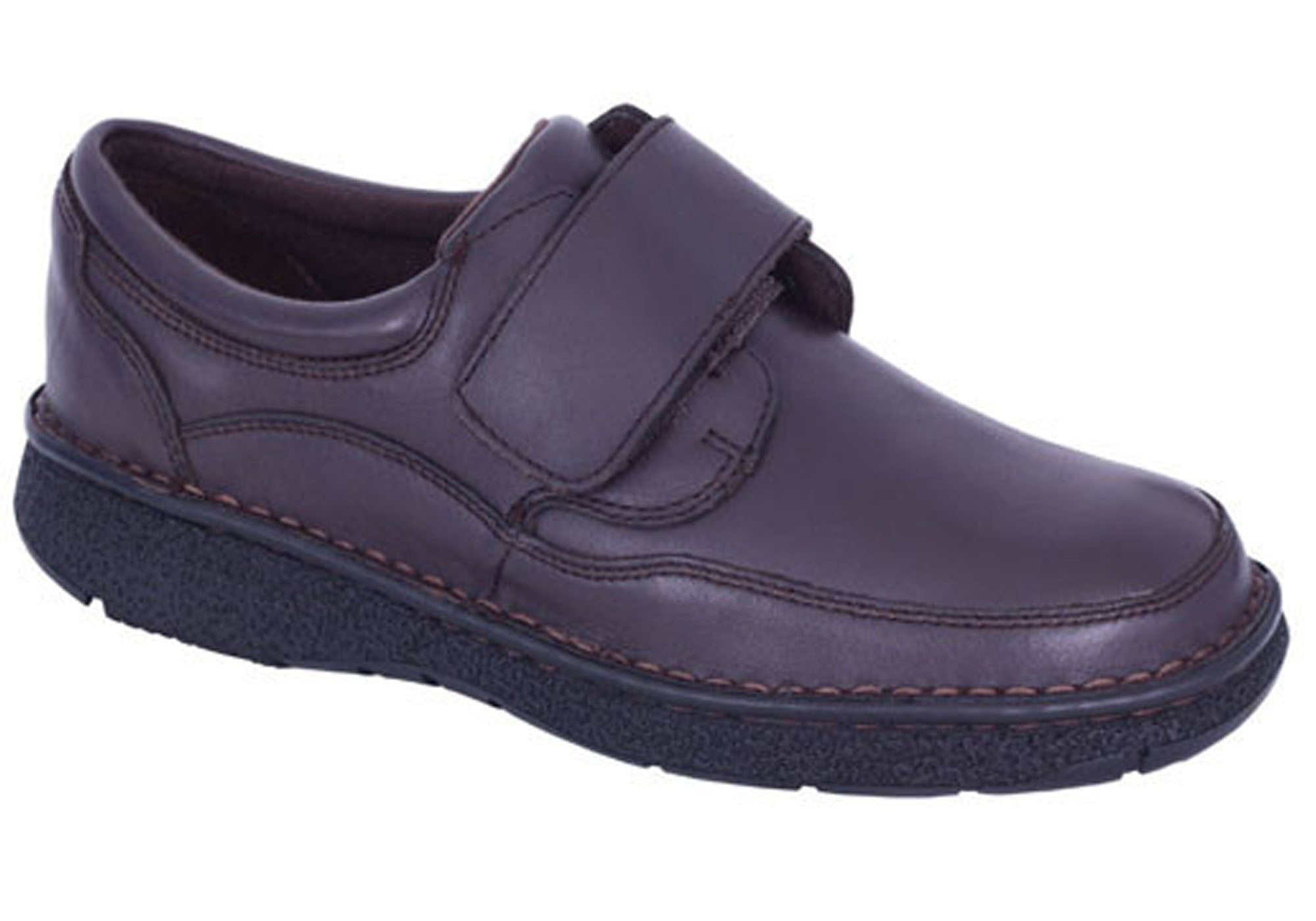 Slatters-Access-Mens-Leather-Wide-Fit-Comfort-Walking-Shoes