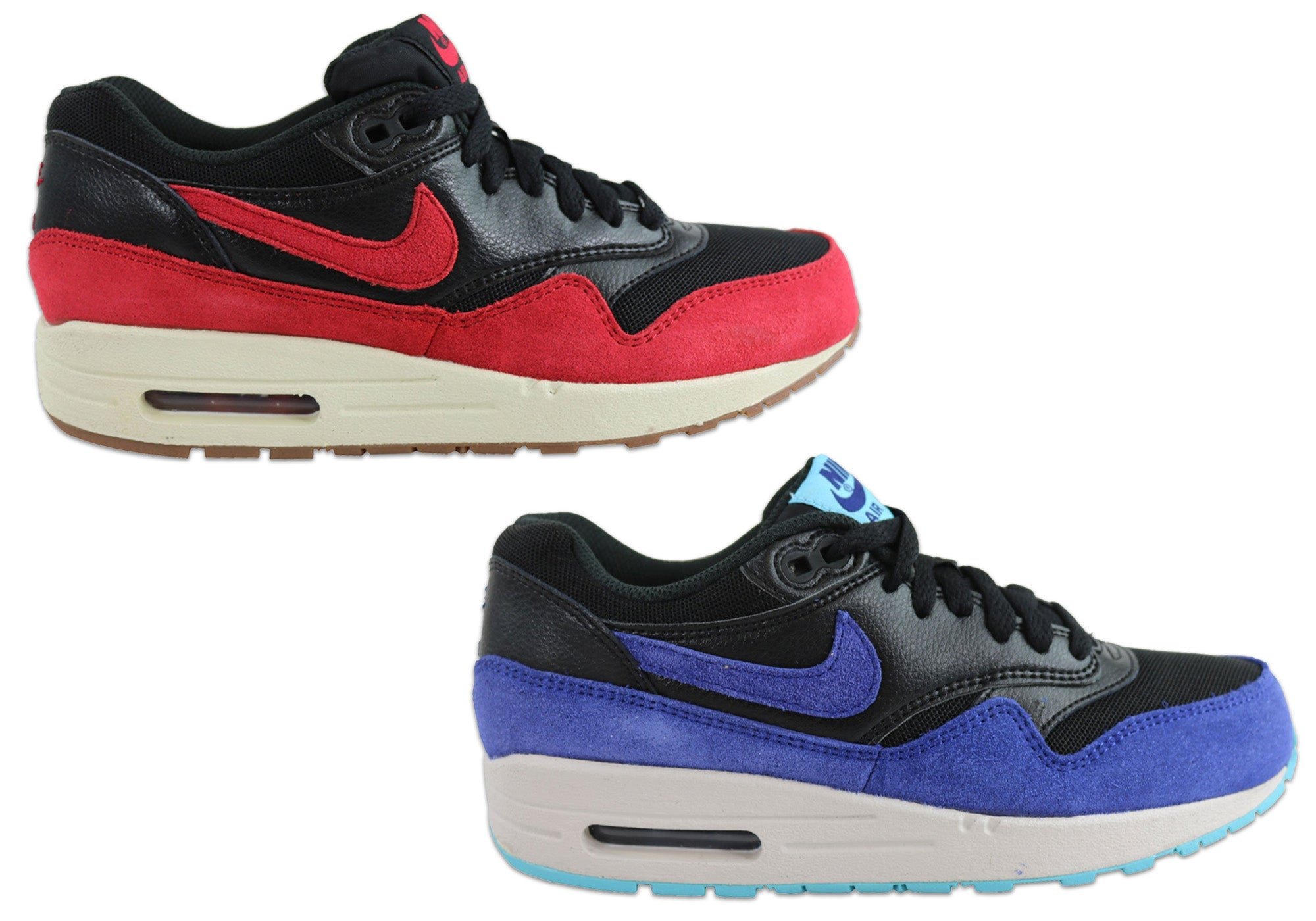 New Nike Womens Air Max 1 Essential Trainers Sport Shoes  eddee6a8fc