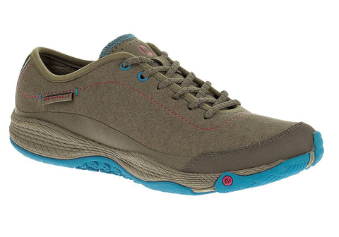 Merrell Allout Burst Womens Comfortable Lace Up Shoes