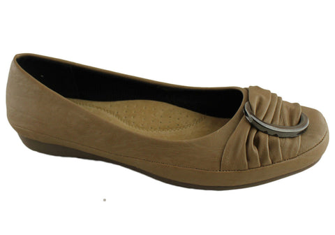 Bellissimo Audrie Womens Ballet Flats