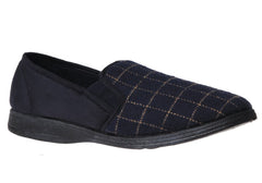 Grosby Byron Mens Comfortable Indoor Slippers