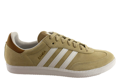 Adidas Originals Samba Mens Lace Up Casual Shoes