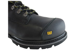 "Caterpillar Cat Brakeman 6"" Steel Toe Work/Safety Boots Sale"