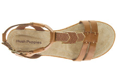Hush Puppies Bretta Jade Womens Leather Fashion Sandals