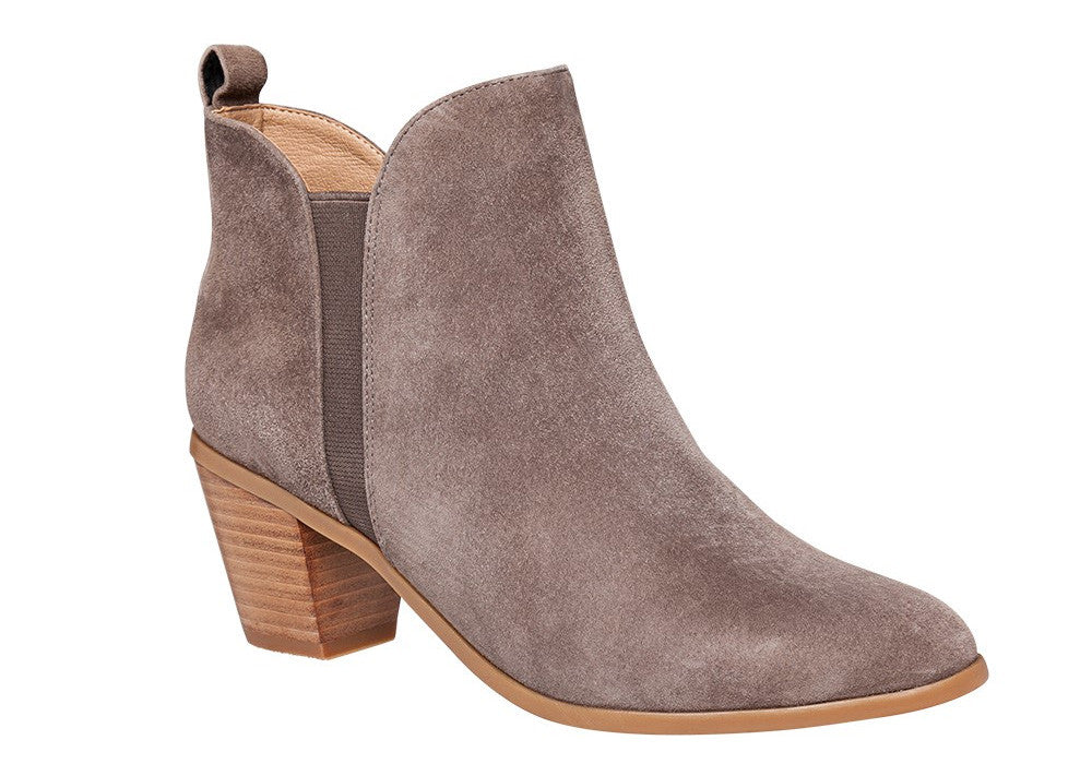 New Hush Puppies Calista Womens Leather Ankle Boots Ebay