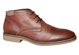 Julius Marlow Catapult Mens Tan Lace Up Leather Boots