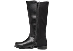 Clarks Chloe Girls Knee High Fashion Boots